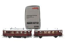 H0 Märklin 37705 DB VT 75.9 Dieseltriebwagen Beiwagen mfx Sound digital+OVP/G2