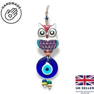 Turkish Evil Eye,Hamsa Hand,Horseshoe,Ceramic Owl Home Decoration/Ornament
