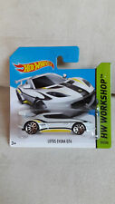 Hot Wheels Lotus Evora GT4 Modellauto model car ORIGINAL NEU & OVP