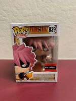 FUNKO POP ETHERIOUS NATSU DRAGNEEL END FAIRY TAIL #839 AAA EXCLUSIVE IN HAND
