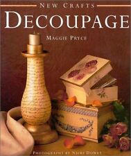 Decoupage (New Crafts)