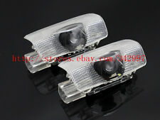 2x Ghost LED Door Step Courtesy Shadow Laser Lights For Toyota Mark X 2006-2016