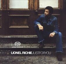 Lionel Richie - Just for You  (CD, May-2004, Island (Label)