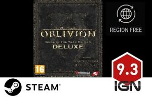 The Elder Scrolls IV: Oblivion GOTY - Deluxe Edition [PC] Steam Download Key