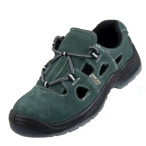 Urgent 305 S1 work sandals with steel toe Safety shoes Summer breathable