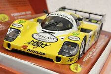 SLOT IT SICW01 NEWMAN PORSCHE 956C 1ST NEW 1/32 SLOT CAR IN LIMITED EDITION BOX