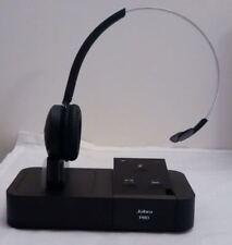 10 x GN Netcom Jabra Pro 9450 Office Wireless Telephone Headsets Job Lot