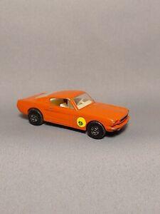 Matchbox Lesney Vintage Superfast Series No. 8 Ford Mustang Orange red