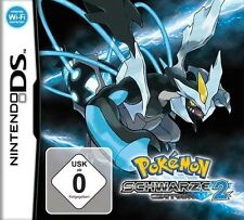 Nintendo DS Game - Pokemon: Black Edition 2 (boxed)