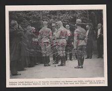 1915 Bildnis Erzherzog Joseph Ferdinand LUBLIN WWI