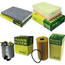 Mann-filter Inspection Set Nissan Qashqai +2 I J10 JJ10 2.0 DCI