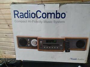 Tivoli Audi Radio Cd Speaker