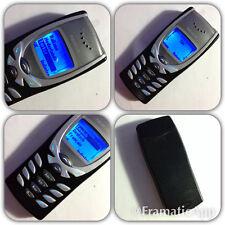 CELLULARE NOKIA 8250 VINTAGE NERO come 8210 8310 UNLOCKED SIM FREE DEBLOQUE