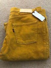 Gucci  Men  Cords Corduroy Jeans EU48 100% authentic