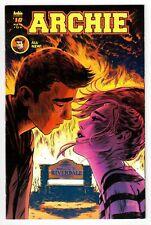 Free P & P: Archie #10 (Sep. 2016) (H) Waid & Fish, Cover 'A', Veronica Fish