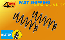 2x BILSTEIN SPRINGS REAR SUSPENSION AUDI  A3 SPORTBACK 1,4TFSI/1,6/1,6FSI/2,0TDI