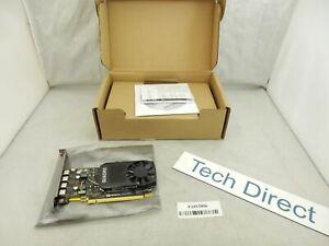 Lenovo Nvidia Quadro P1000 4GB GDDR5 4-port Mini-DP Graphics Card 4X60N86661 HP