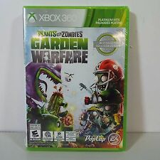 PLANTS VS. ZOMBIES: GARDEN WARFARE (XBOX 360, 2014) NEW - LOOK DESCRIPTION D2700