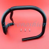 Wrap Handle Bar Handlebar With Elbow Connector And Screws For Stihl 066 MS660
