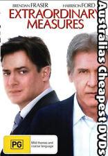 Extraordinary Measures  DVD NEW, FREE POSTAGE WITHIN AUSTRALIA REGION 4