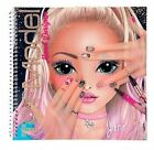 Depesche TOP MODEL Hand Design COLOURING BOOK Nail Art TopModel