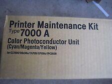 New Ricoh CL7000 DSC38U CLP28 LP138C Color Photoconductor Unit 400879 Type 7000A