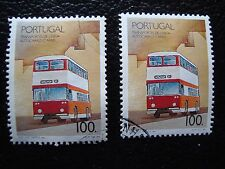 PORTUGAL - timbre yvert et tellier n° 1768 x2 obl (A28) stamp (R)