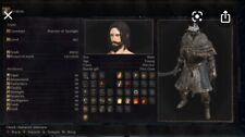 Dark Souls 3 PS4 MAX 802 LEVELING