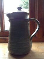Studio Pottery Coffee Pot