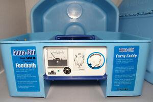Aqua Chi 5400 Professional Bio Energy Foot Bath Spa Ionic Ion Detox Machine Pro