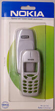 Original New Nokia 3310 3330 SKR-29 Arctic Silver Xpress-on Front and Back Cover