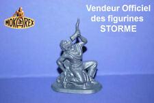 Mokarex - STORME - Gaulois Eburon - 54 mm - Figurine Diorama