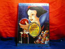 W.Disney-Snow White And The Seven Dwarfs(Platkinum Edition) (2001):Widescreen