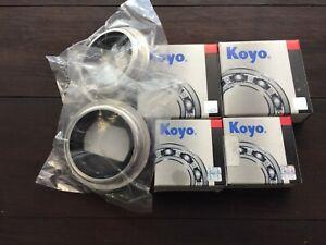 Trailer Wheel Bearing Kit Ford Pair Marine Japan Koyo L68149/10 LM12749/10 Sliml