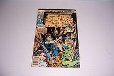 STAR WARS #9 MARCH 1977 MARVEL COMIC BOOK NICE!