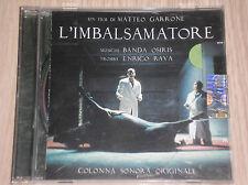 L'IMBALSAMATORE SOUNDTRACK (BANDA OSIRIS, ENRICO RAVA) - CD COME NUOVO (MINT)