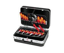 Knipex 00 21 20 Werkzeugkoffer Elektro 20-teilig Werkzeugset