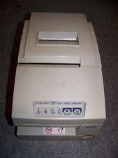 Epson TM-H6000III 014 TM H6000 III M147G  2 Station POS Imprimante  Blanc