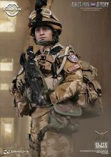 "DAMToys 1/6 BRITISH ARMY IN AFGHANISTAN - MINIMI GUNNER 12"" Action Figure 78036"