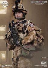 "DAMToys 1/6 BRITISH ARMY IN AFGHANISTAN - MINIMI GUNNER 12"" Action Figure 78036"