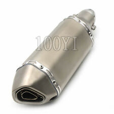 51mm Motorcycles Modified Exhaust Pipe For BMW K1300S F800ST F800S 2006-2016