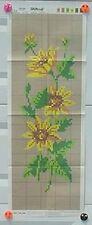 Shillcraft Exacta-Graph Paper Pattern -#515 Sonnenblumen Hanger 14x40 w/recipe