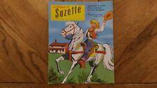 Revue Hebdomadaire Vintage « La Semaine De Suzette – N°39 – 21 Aout 1958 » TBE