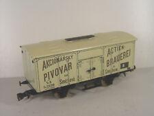 Pivovar  CSD Bierwagen - ETS Spur 0 Blechspielzeug Wagen - #1018  #E - gebr.