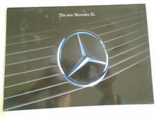 Mercedes SL brochure Aug 1989