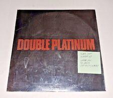 Kiss Double Platinum Metal EX LP