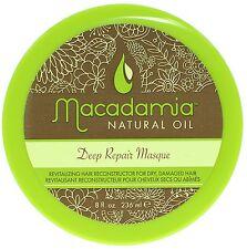 Macadamia Natural Oil Deep Repair Mask Masque 8 fl. oz. Dry Hair Reconstruction