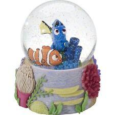 ♫ PRECIOUS MOMENTS DISNEY Musical Figurine FINDING DORY NEMO Waterglobe Snowball