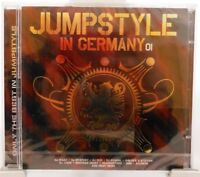 Jumpstyle in Germany + 2 CD Set + Tolles Only The Best Album mit 32 starke Hits