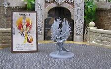 Phoenix Rising Sun exclusives CMoN Kickstarter monster D&D mythic battles reaper